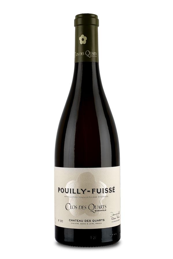 Pouilly Fuissé  - Clos des Quarts 2018